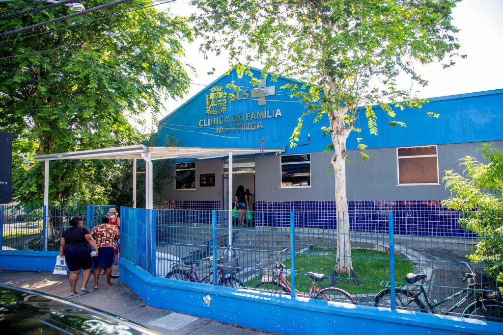 A clínica da Família jacutinga foi a segunda a ser inaugurada na cidade e também terá novos horários