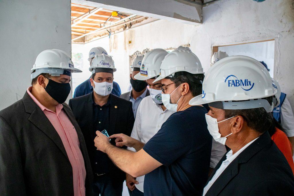 Governo Presente: Cláudio Castro oficializa repasse de investimentos para Mesquita